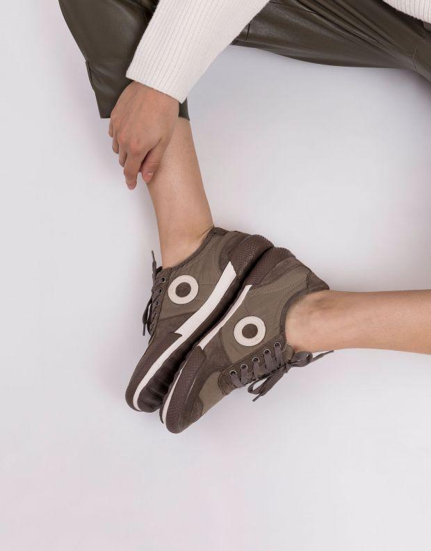 נעלי נשים - Aro - סניקרס SET - חום