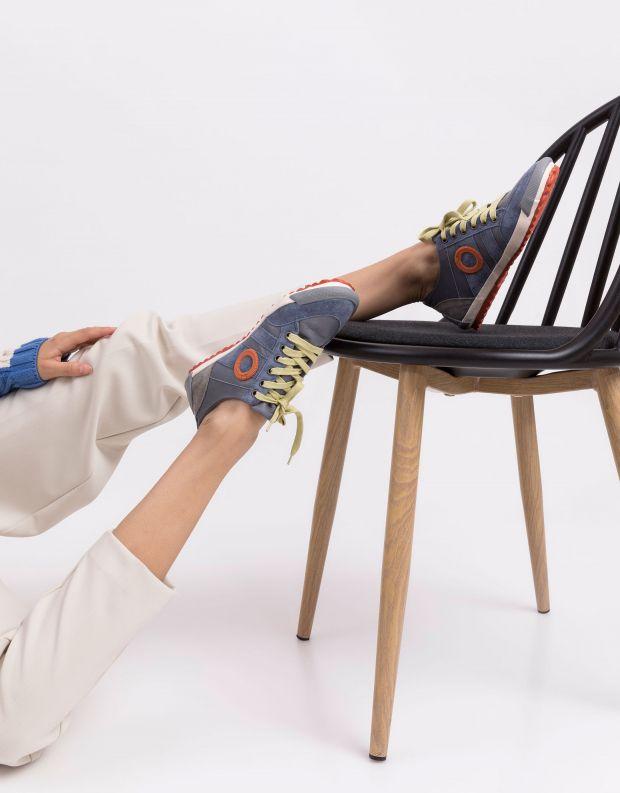 נעלי נשים - Aro - סניקרס IDO B - תכלת