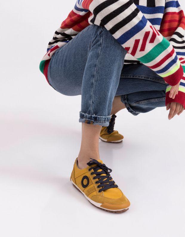 נעלי נשים - Aro - סניקרס IDO B - צהוב