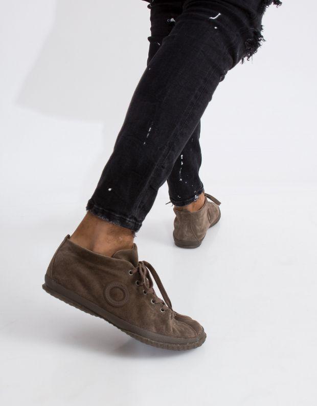 נעלי גברים - Aro - נעל WILLY - חום