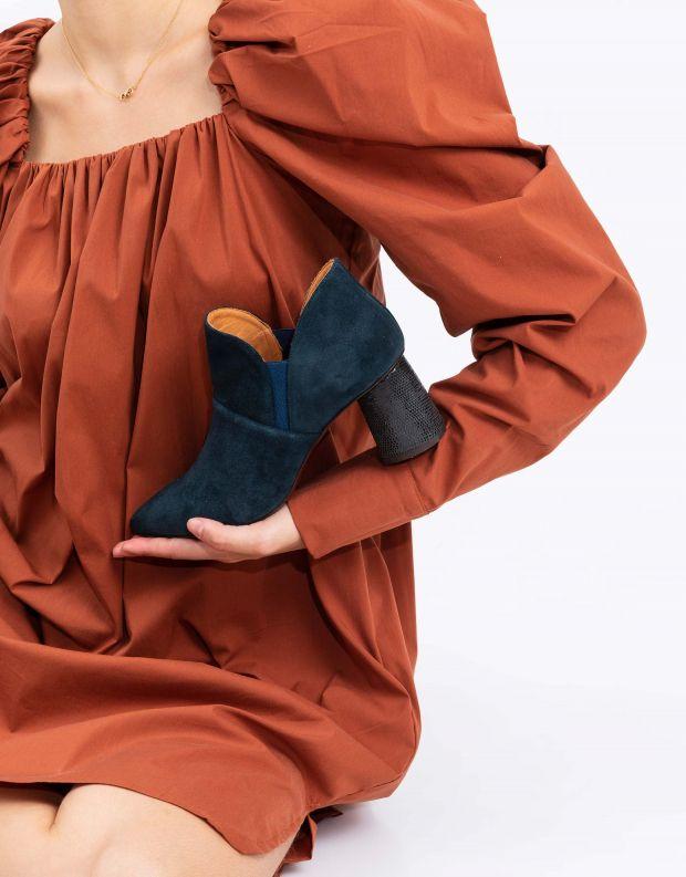 נעלי נשים - Chie Mihara - נעלי LUVAN - כחול