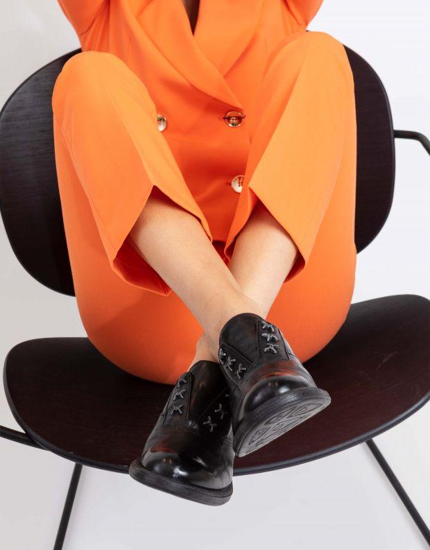 נעלי נשים - Mjus - נעלי סליפ-און PALLY - שחור
