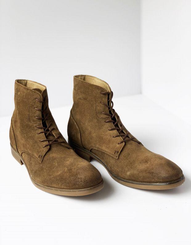 נעלי גברים - Hudson - נעלי YOAKLEY זמש - חום