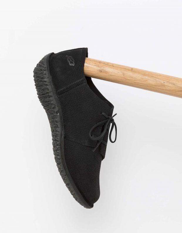 נעלי נשים - loints of Holland - נעלי עור FUSION - שחור