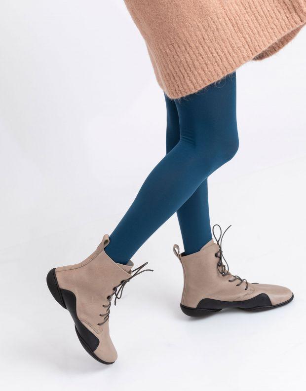 נעלי נשים - Trippen - מגפונים CONCAVE CUP - בז'