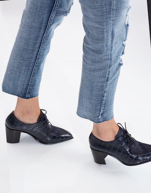 נעלי נשים - Jeffrey Campbell - נעל ANGELIO - כחול