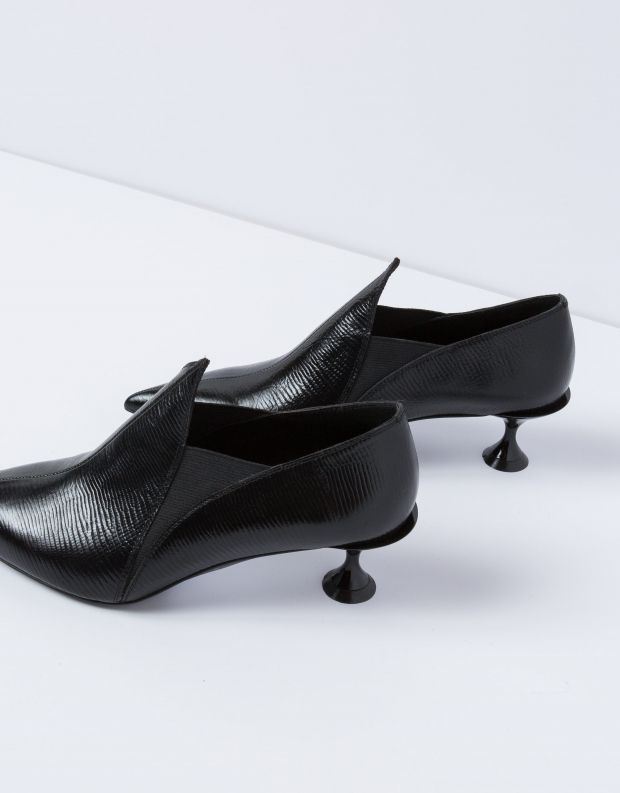 נעלי נשים - Jeffrey Campbell - נעל COUNT - שחור