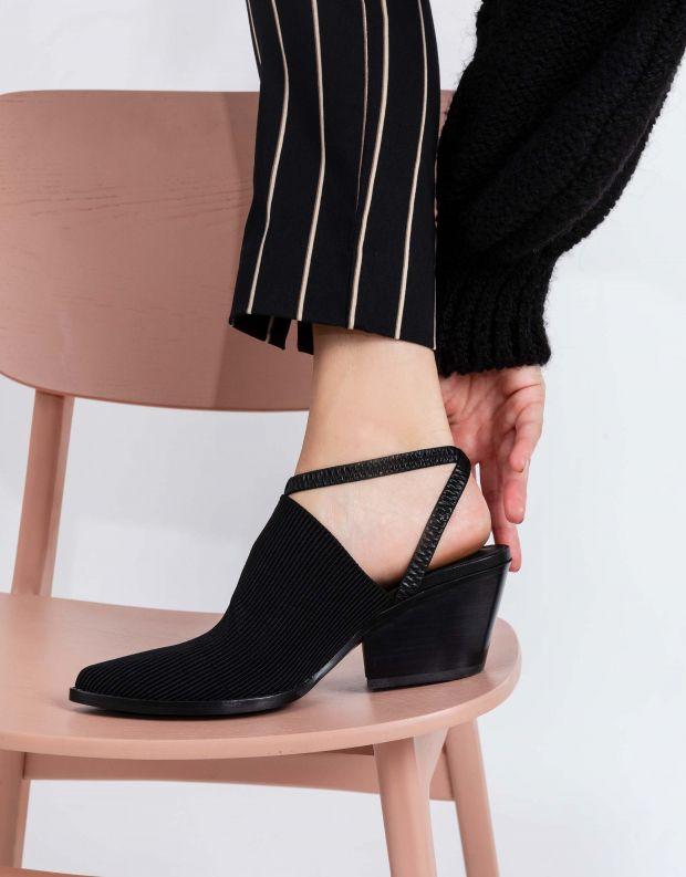 נעלי נשים - Jeffrey Campbell - נעלי ELASTO - שחור
