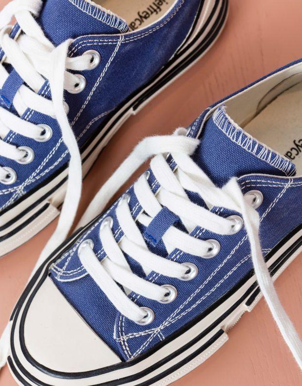 נעלי נשים - Jeffrey Campbell - סניקרס ENDORPHIN - כחול