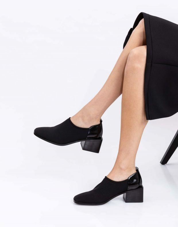 נעלי נשים - Jeffrey Campbell - נעליים URKEL - שחור
