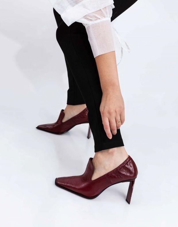 נעלי נשים - Jeffrey Campbell - נעלי עקב MARTYR - אדום