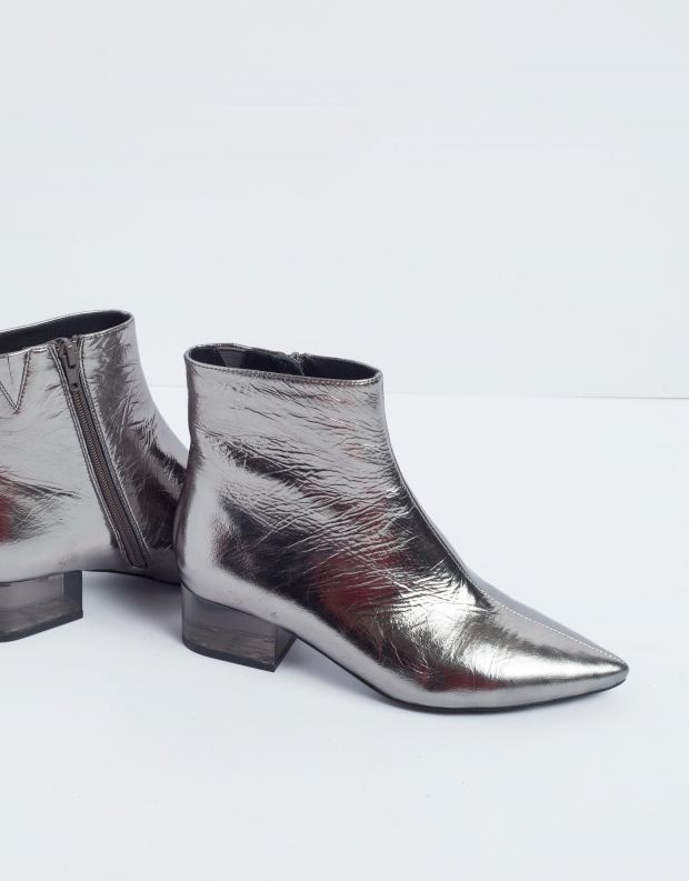 נעלי נשים - Jeffrey Campbell - מגפון LUMINATE - פיוטר
