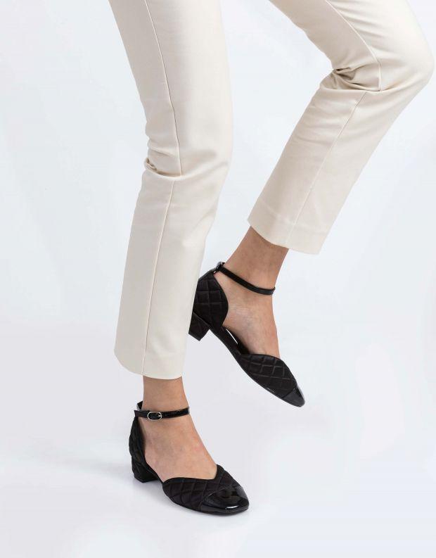 נעלי נשים - Jeffrey Campbell - נעלי תיפורים MARLOTE - שחור