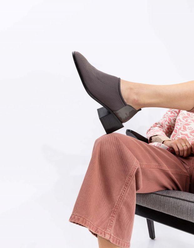 נעלי נשים - Jeffrey Campbell - נעליים URKEL - אפור