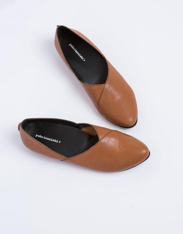 נעלי נשים - Yuko Imanishi - נעל IBUKU - קאמל