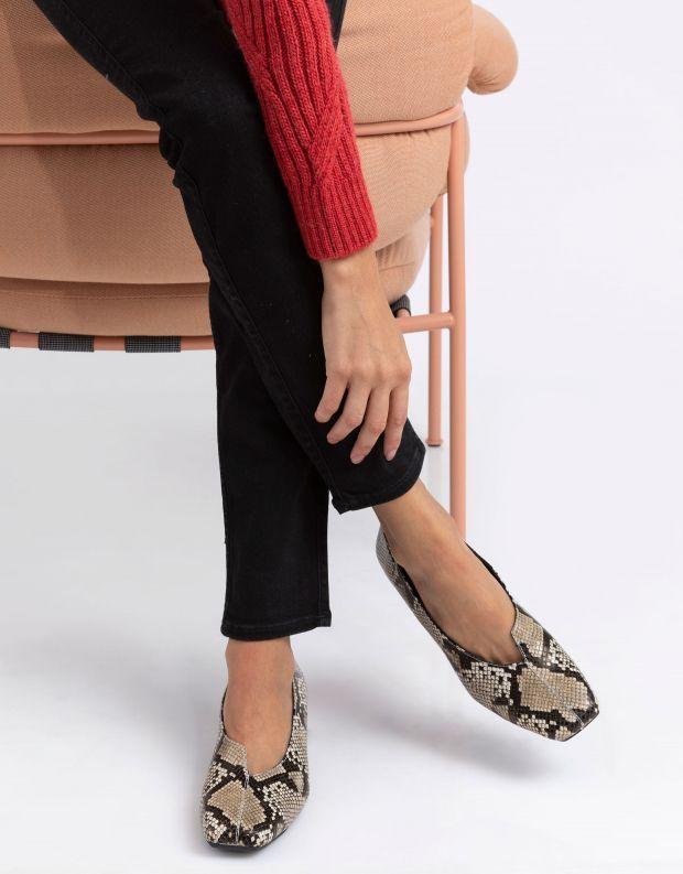 נעלי נשים - Yuko Imanishi - נעלי סירה KAZUHO - נחש