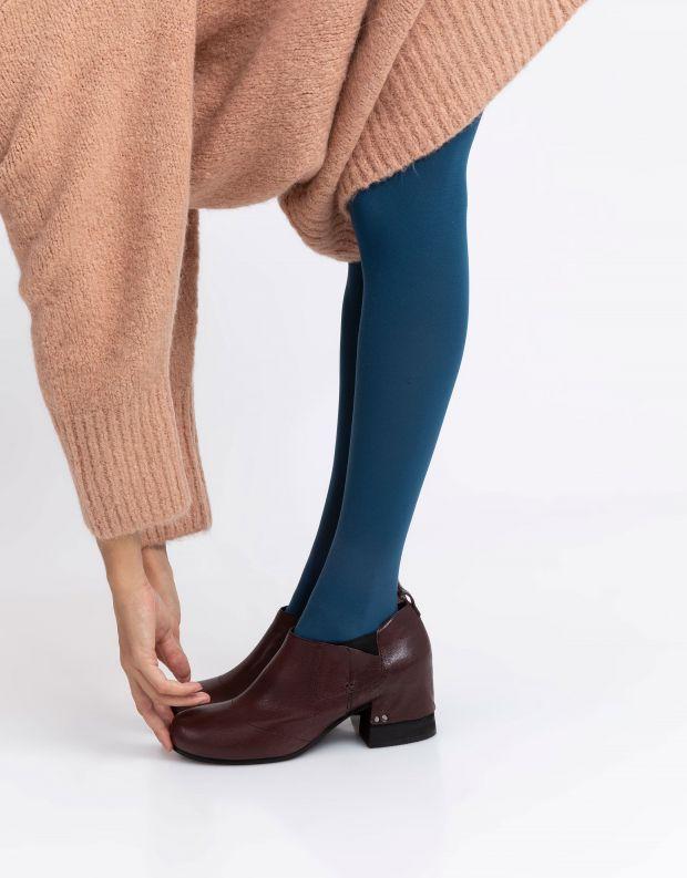 נעלי נשים - Yuko Imanishi - נעליים סגורות ANN - בורדו