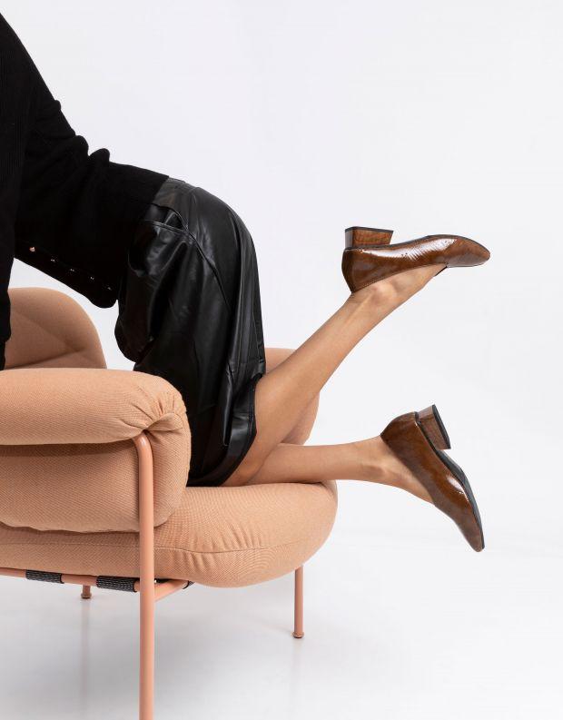 נעלי נשים - Yuko Imanishi - נעלי סירה KAZUHO - חום בהיר