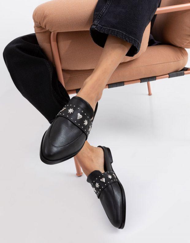 נעלי נשים - SOL SANA - כפכפי TUESDAY - שחור