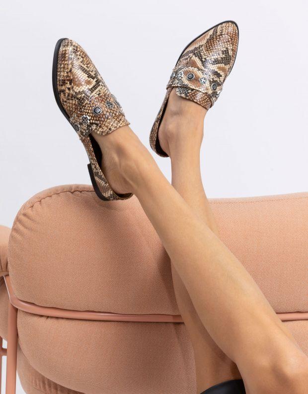 נעלי נשים - SOL SANA - כפכפי TUESDAY מיוחדים - נחש