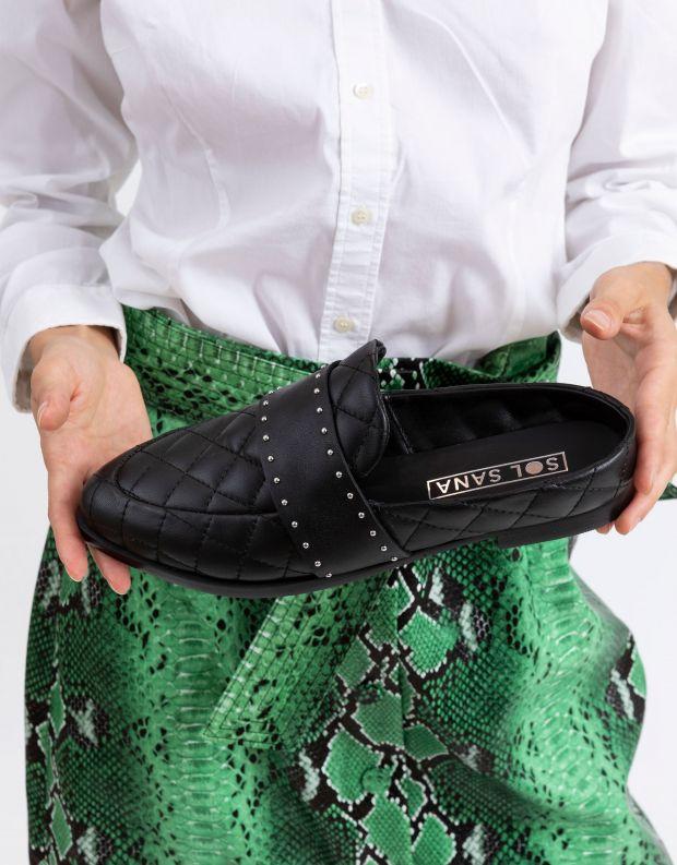 נעלי נשים - SOL SANA - כפכפי TUESDAY תיפורים - שחור