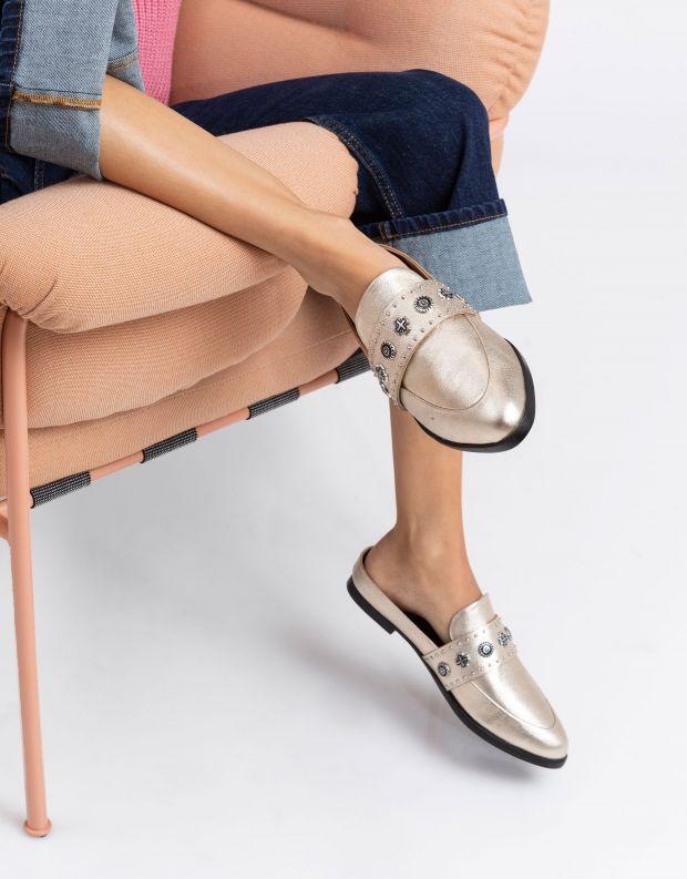 נעלי נשים - SOL SANA - כפכפי TUESDAY מיוחדים - זהב