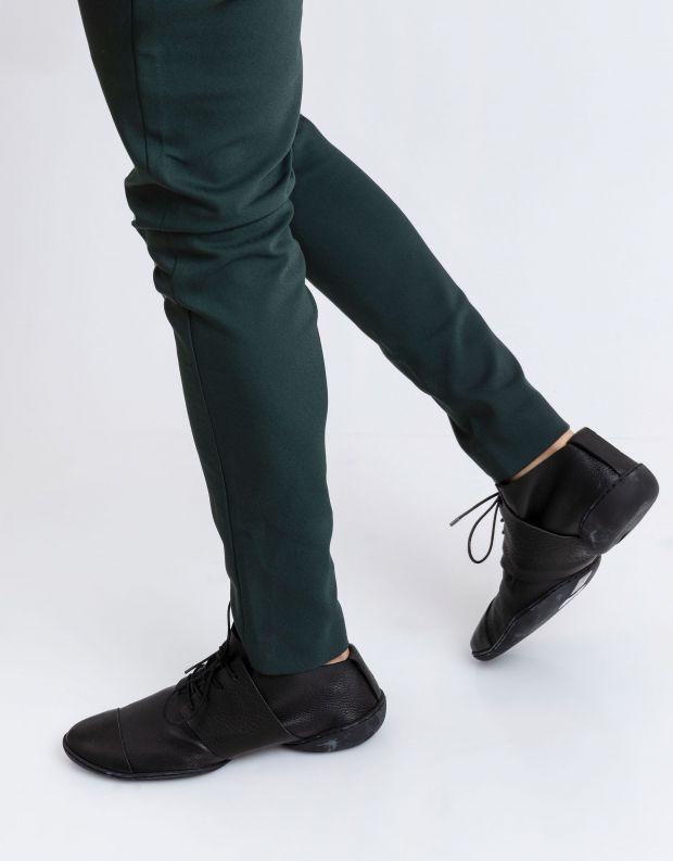 נעלי גברים - Trippen - נעל BILL CUP - שחור