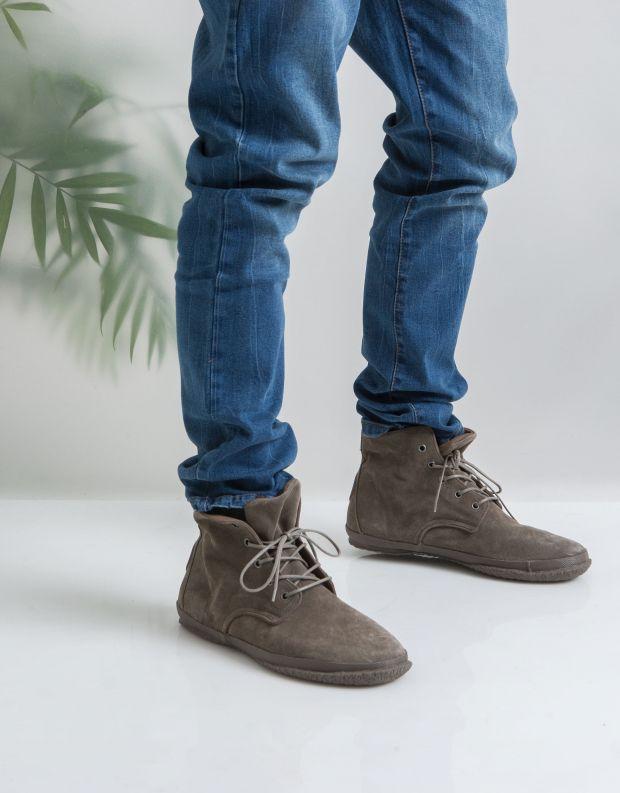 נעלי גברים - Aro - נעל גבוהה WILLY - חום
