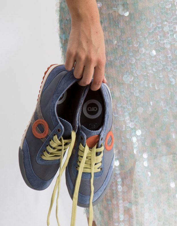 נעלי נשים - Aro - סניקרס IDO - תכלת