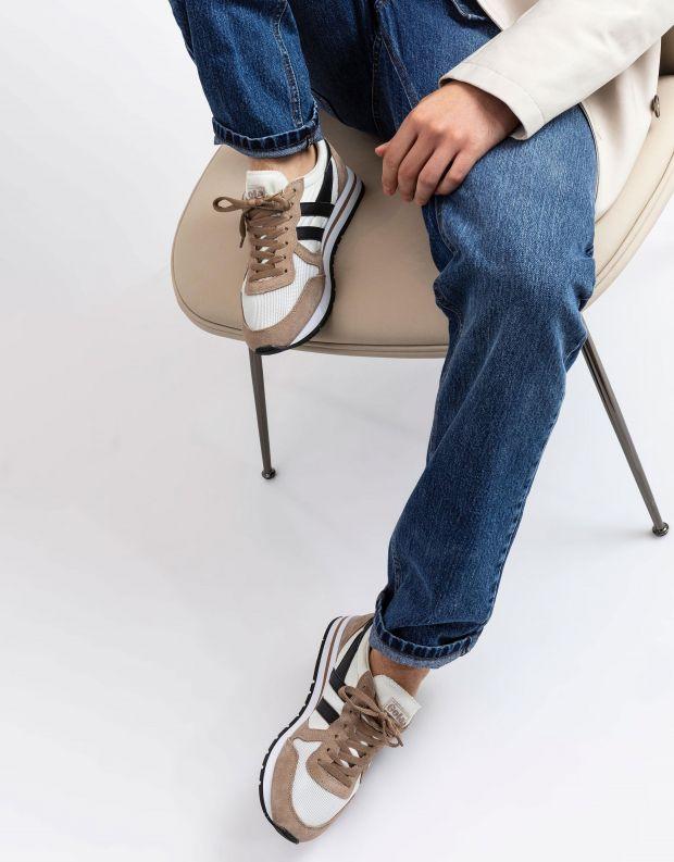 נעלי גברים - Gola - סניקרס DAYTONA - אופוויט