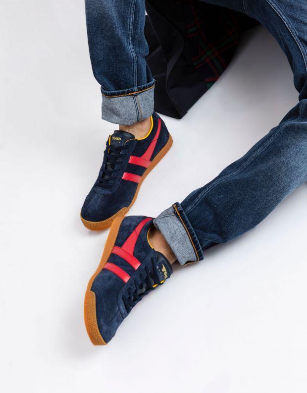 נעלי גברים - Gola - סניקרס HARRIER - כחול   אדום