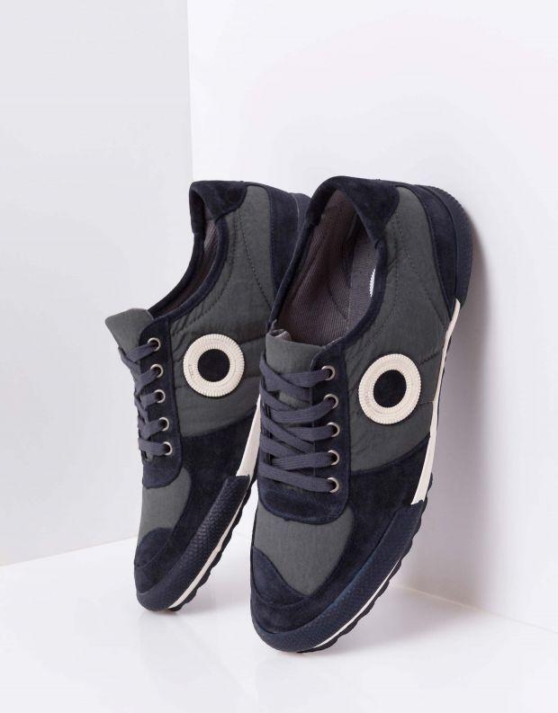 נעלי גברים - Aro - סניקרס SET - כחול