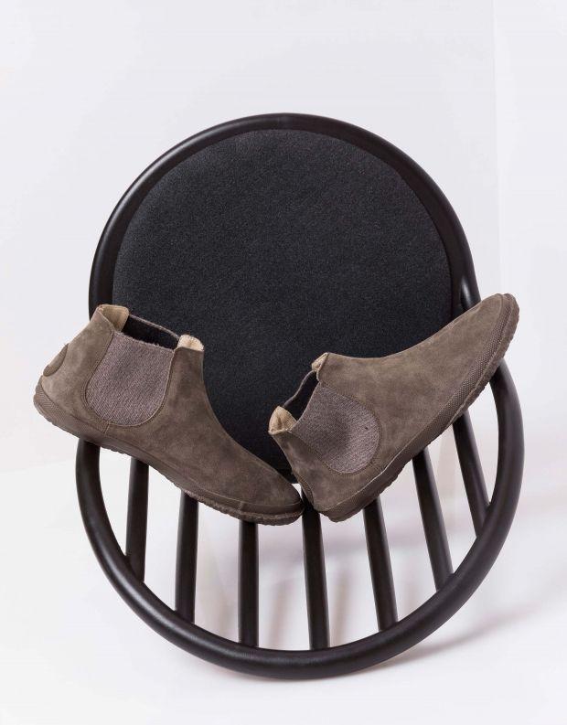 נעלי גברים - Aro - מגפוני צ'לסי WILLY - חום