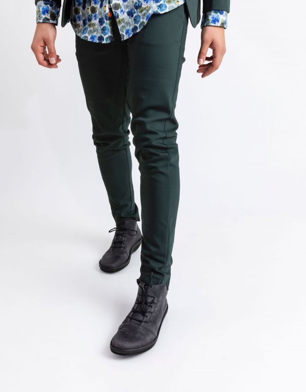נעלי גברים - loints of Holland - נעל גבוהה TURBO - שחור