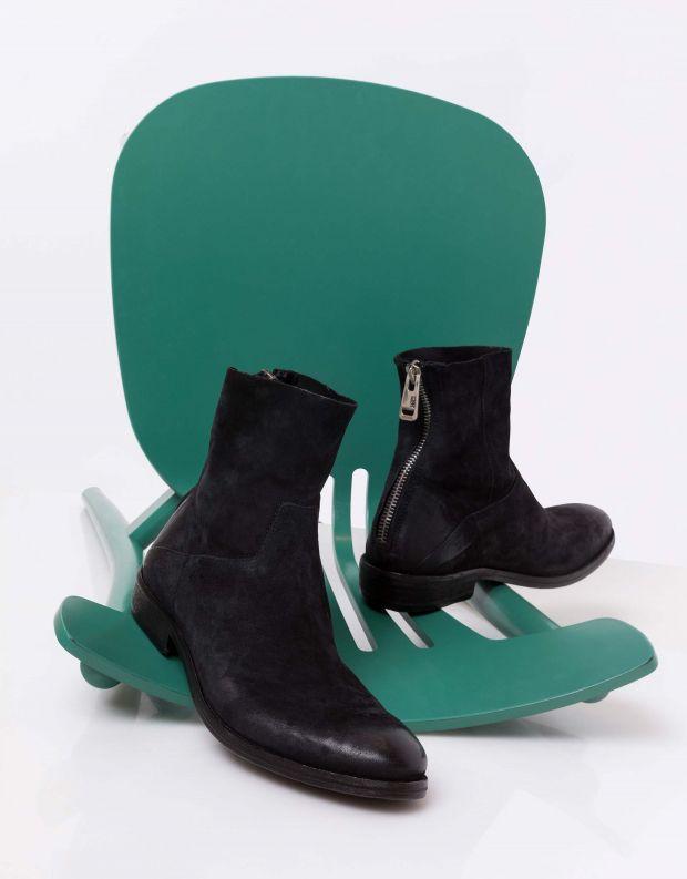נעלי גברים - A.S. 98 - מגפון MASON - שחור