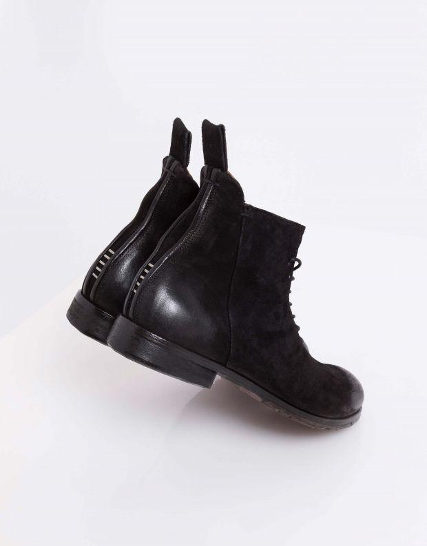 נעלי גברים - A.S. 98 - נעליים גבוהות CLASH - שחור
