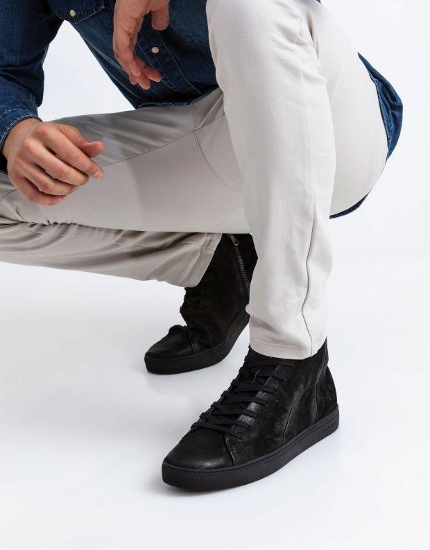 נעלי גברים - Crime London - סניקרס KANE - שחור