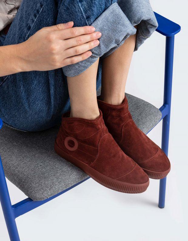 נעלי נשים - Aro - מגפון NOELLE - חמרה