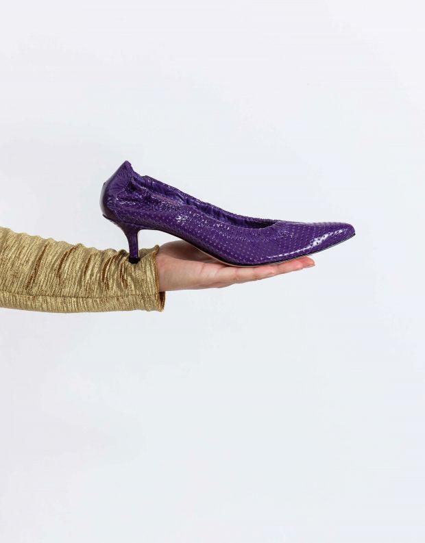 נעלי נשים - Schutz - נעלי סירה IBBY - סגול