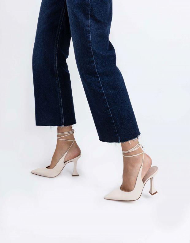 נעלי נשים - Schutz - נעלי סירה POKA - לבן