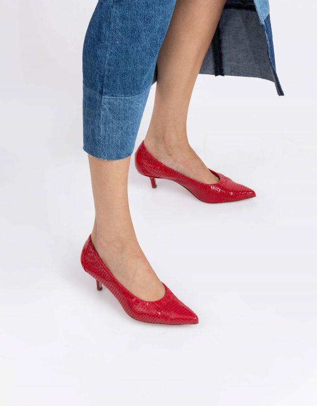 נעלי נשים - Schutz - נעלי סירה IBBY - אדום