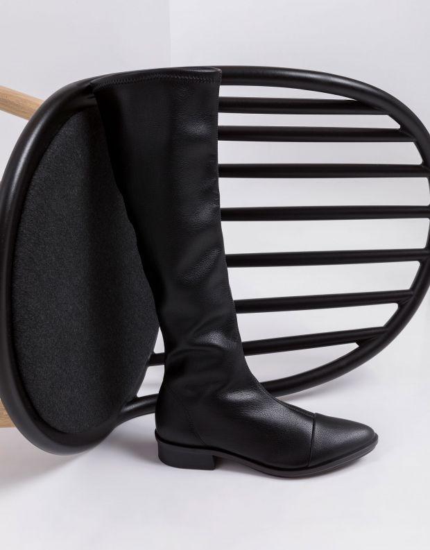 נעלי נשים - NR Rapisardi - מגף EMMA - שחור