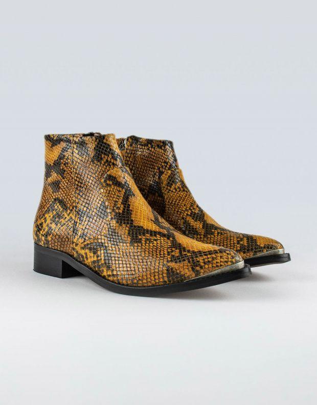 נעלי נשים - Sneaky Steve - מגפון ELECTRIC - צהוב נחש