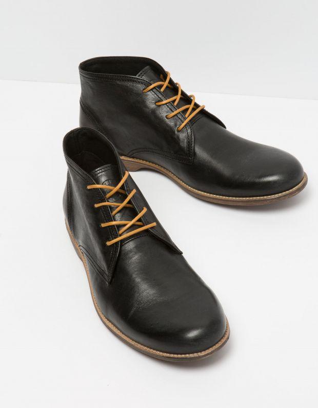 נעלי גברים - Sneaky Steve - נעל FALL MID - שחור