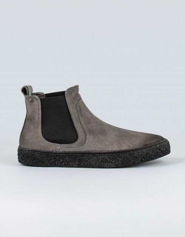 נעלי גברים - Sneaky Steve - מגפיים SLUGGISH - אפור