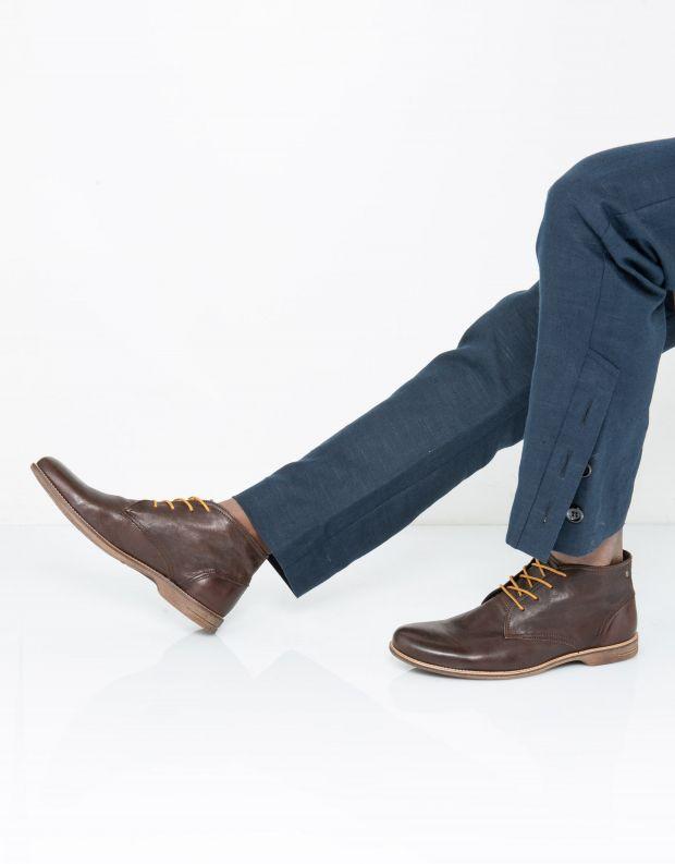 נעלי גברים - Sneaky Steve - נעל FALL MID - חום