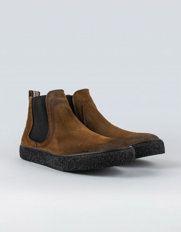 נעלי גברים - Sneaky Steve - מגפיים SLUGGISH - חום