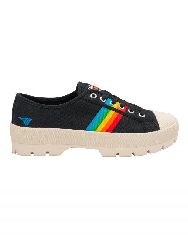 נעלי נשים - Gola - סניקרס COASTER PEAK RAINB - שחור