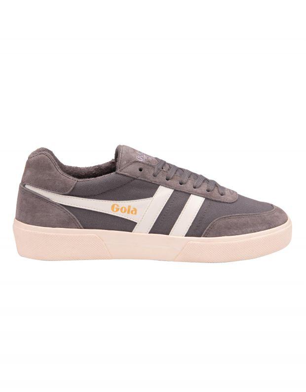 נעלי גברים - Gola - סניקרס MATCH POINT - אפור   לבן