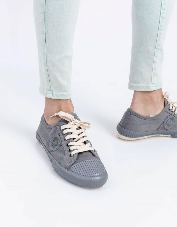 נעלי נשים - Aro - סניקרס בד CHARLIE - אפור